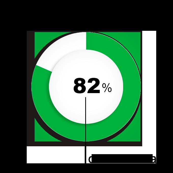 Test 82%